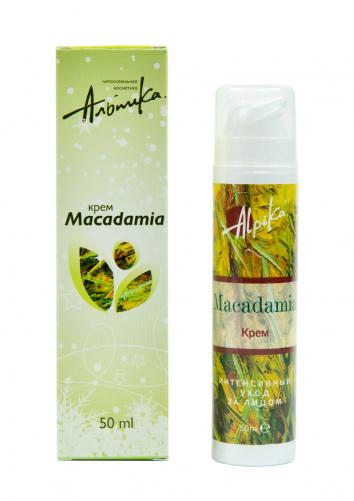 Альпика   Крем Macadamia, 50мл
