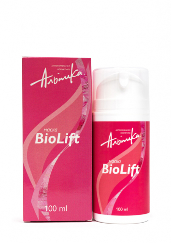 Альпика   Маска Bio Lift, 100 мл