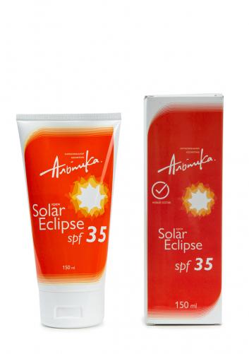 Альпика | Крем Solar-eclipse SPF 35, 150 мл