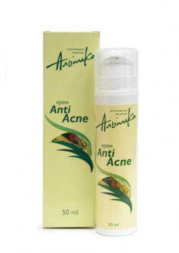 Альпика   Крем Anti Acne, 50 мл