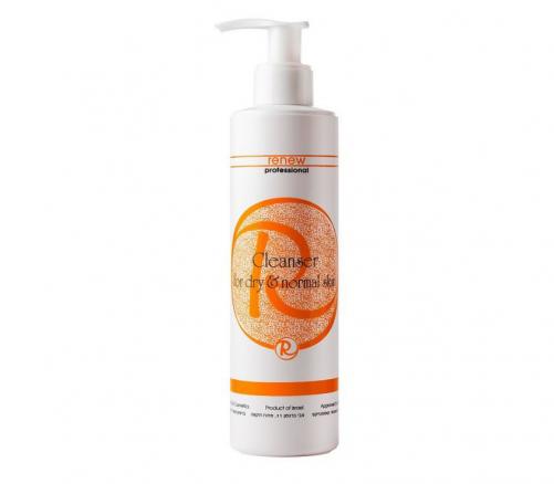 Renew |Очищающий гель для нормальной и сухой кожи, 250 мл